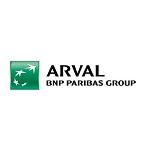 Logo Arval BNP PARIBAS GROUP