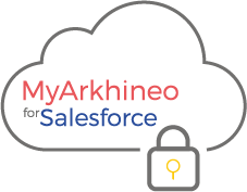 picto de l'application MyArkhineo for Salesforce