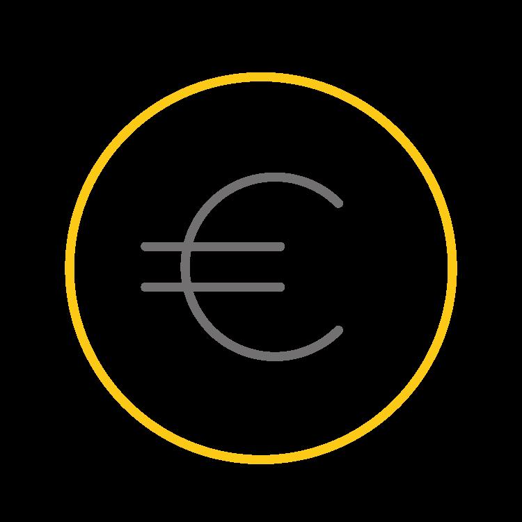 picto d'une piece euro
