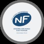 logo conformité NF461