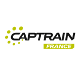 Logo de Captrain France