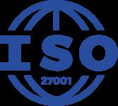 Logo conformité ISO 27001